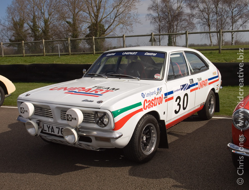 R Rally Car For Sale