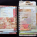 2008 Daily Planner pages & pocket