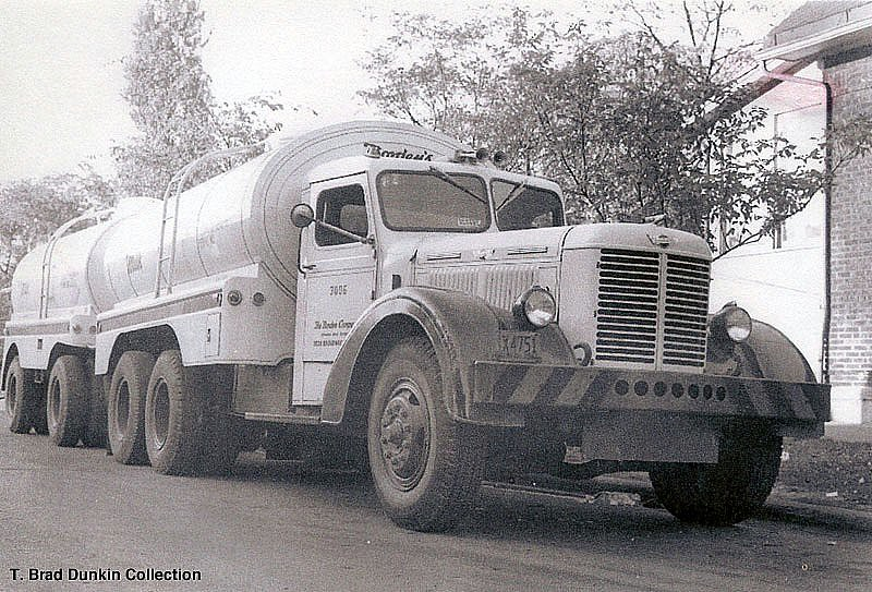 1948 Available -- HANK'S TRUCK PHOTO -- T. BRAD DUNKIN COL