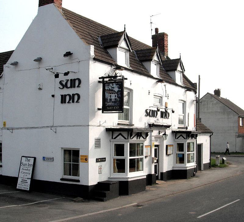 On The Trail Of Tom Otter 1 The Sun Inn Saxilby Flickr