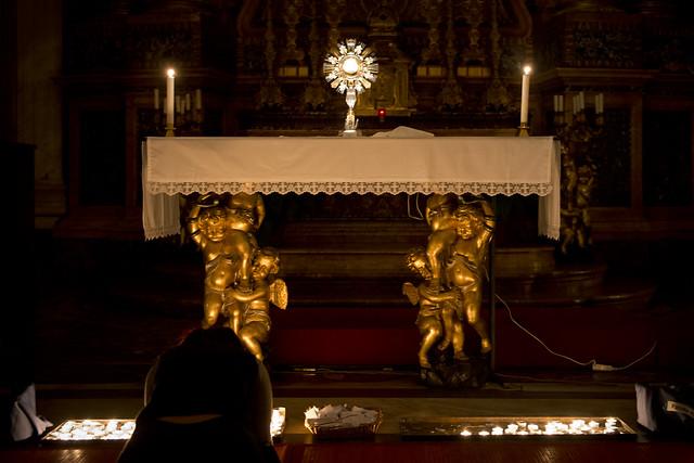 blessed eucharist