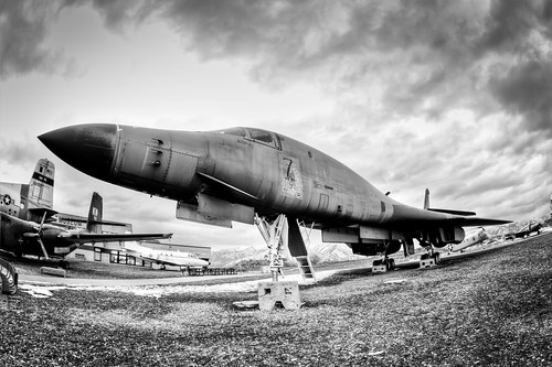 B-1 Bomber | by Brady Withers