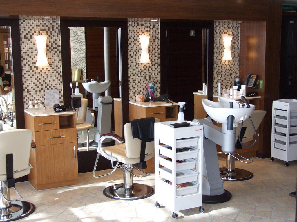 Senses spa beauty salon disney dream salon stations at - Job salon distribution ...
