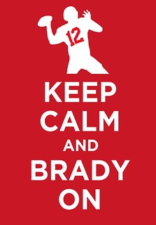 Keep Calm and Brady On | by geoffreystevens