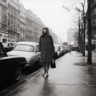 Francoise Hardy, Paris 1962 | by skorver1