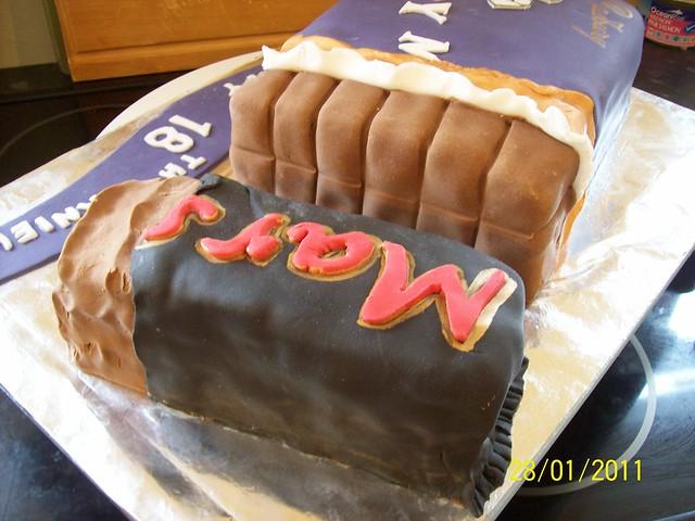 Mars Bar Cake | Flickr - Photo Sharing!