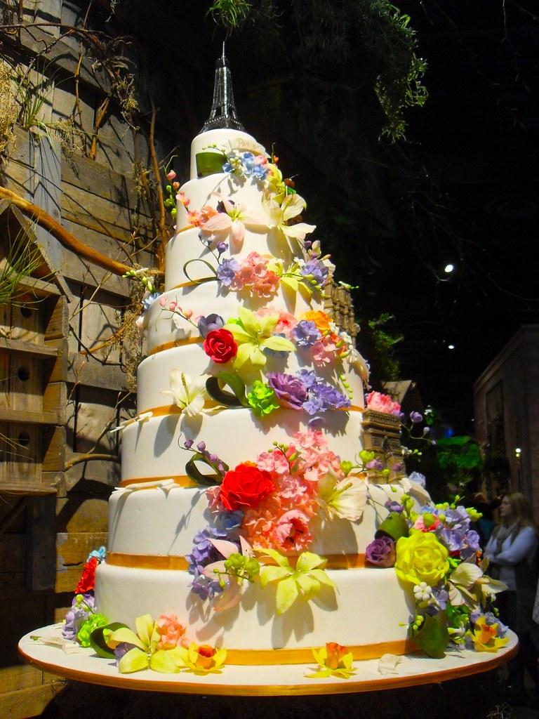 Cake Boss Philadelphia Flower Show
