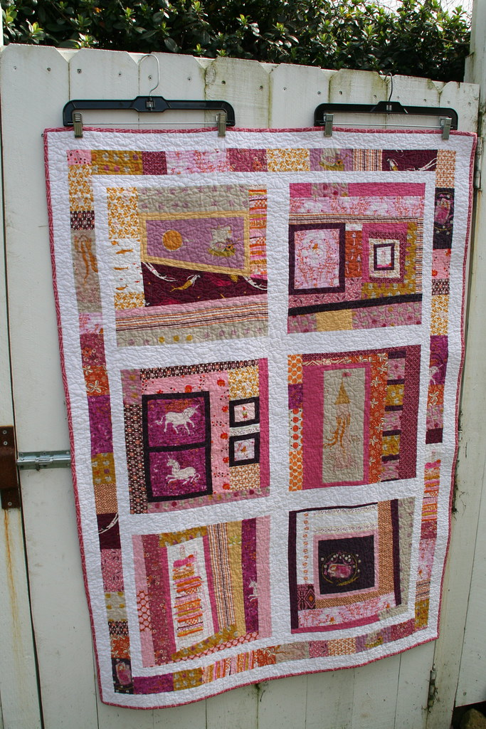 Fairy Tale Baby Quilt Quilt For My Baby Girl Due In May