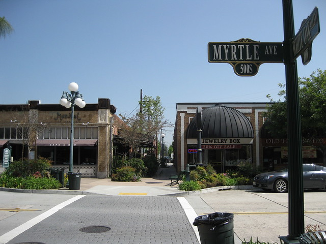 Myrtle White Oak Old Town Monrovia Flickr Photo Sharing