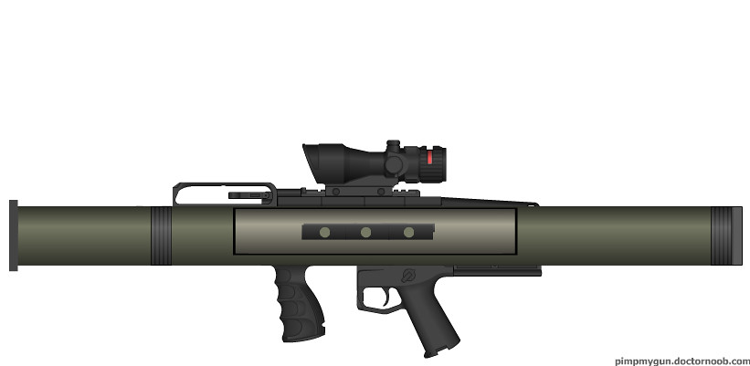 Rocket Launcher - M90 LAW | First time making one of these ...