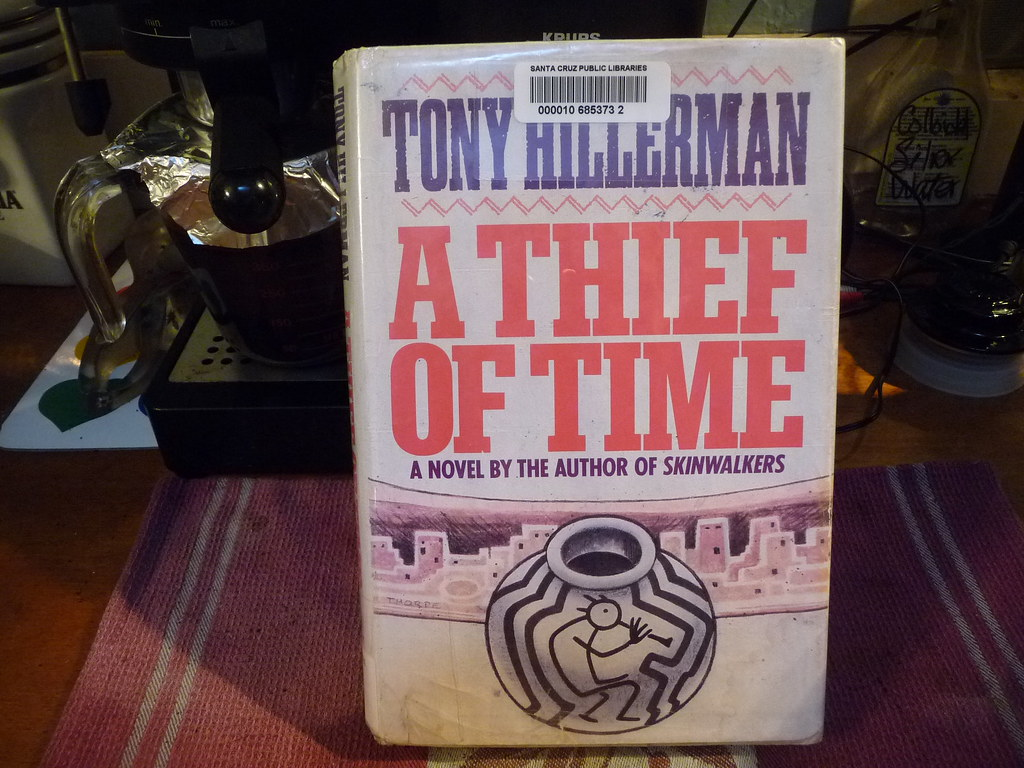 A thief of time by tony