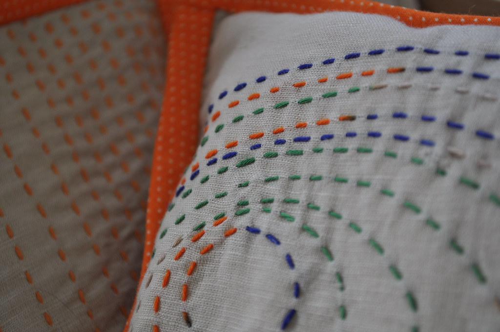 Free Sashiko Embroidery Designs