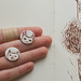 brooches & drawing