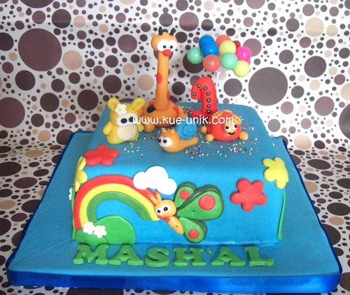 Cake Design Baby Tv : baby tv cake Flickr - Photo Sharing!
