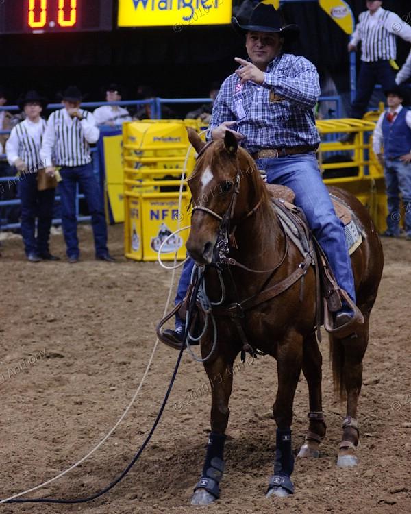 Wrangler National Finals Rodeo At Thomas And Mack Decemb