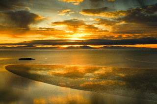 Reflections Of Sunrise | by .Brian Kerr Photography.