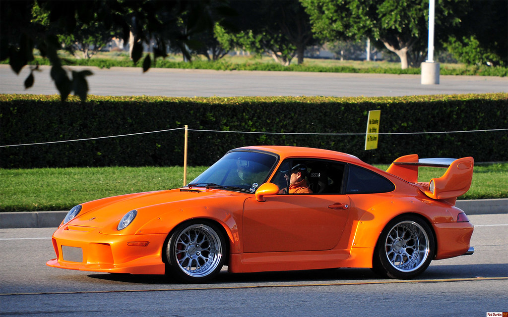 1978 porsche 911 gt2 rsr orange pearl fvl in motion flickr. Black Bedroom Furniture Sets. Home Design Ideas