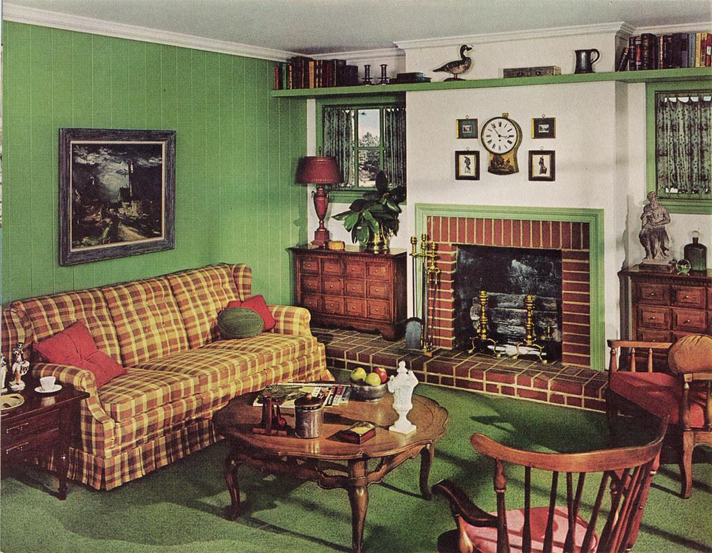 Sherwin Suprise   Sherwin Williams Home Decorator 1960 ...