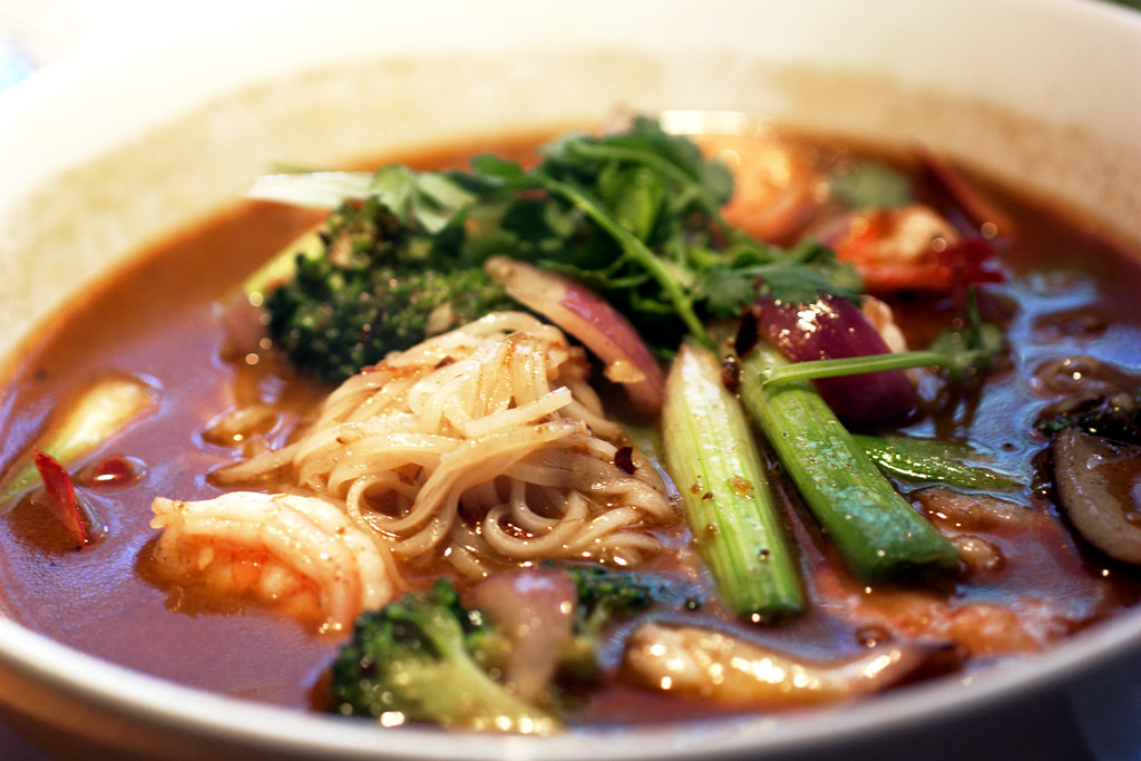 New Xe Lua Vietnamese Restaurant Menu Lunch Specials