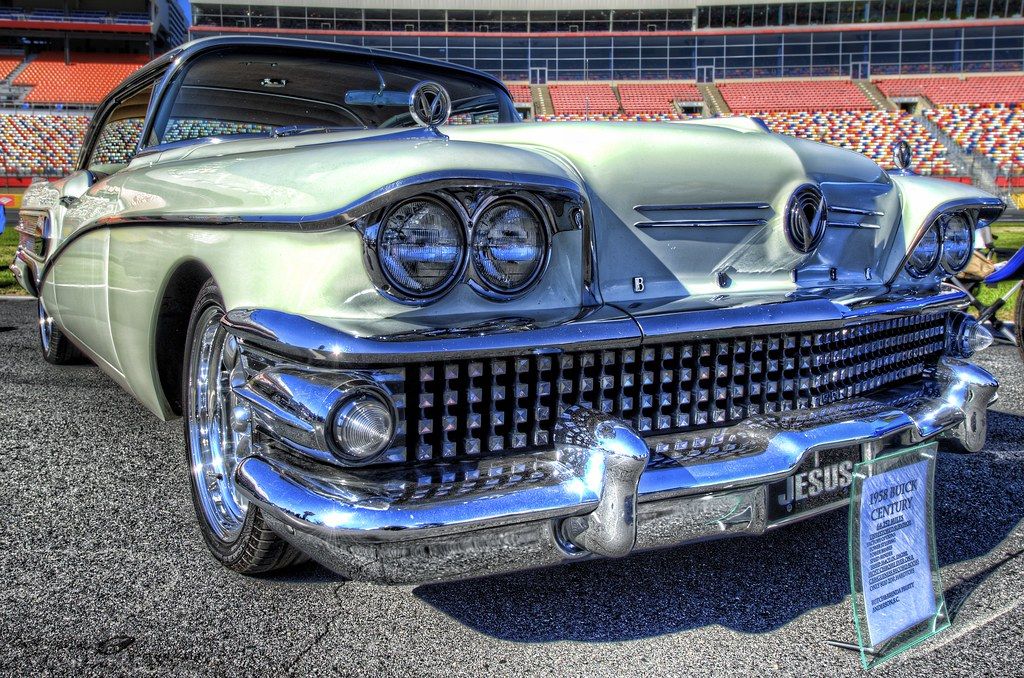 1958 Buick Century Lowes Motor Speedway Charlotte Nc