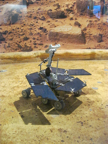 curiosity rover replica - photo #1