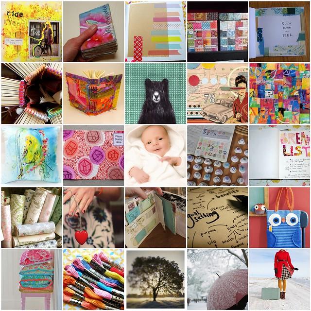 Creative Sparks in April