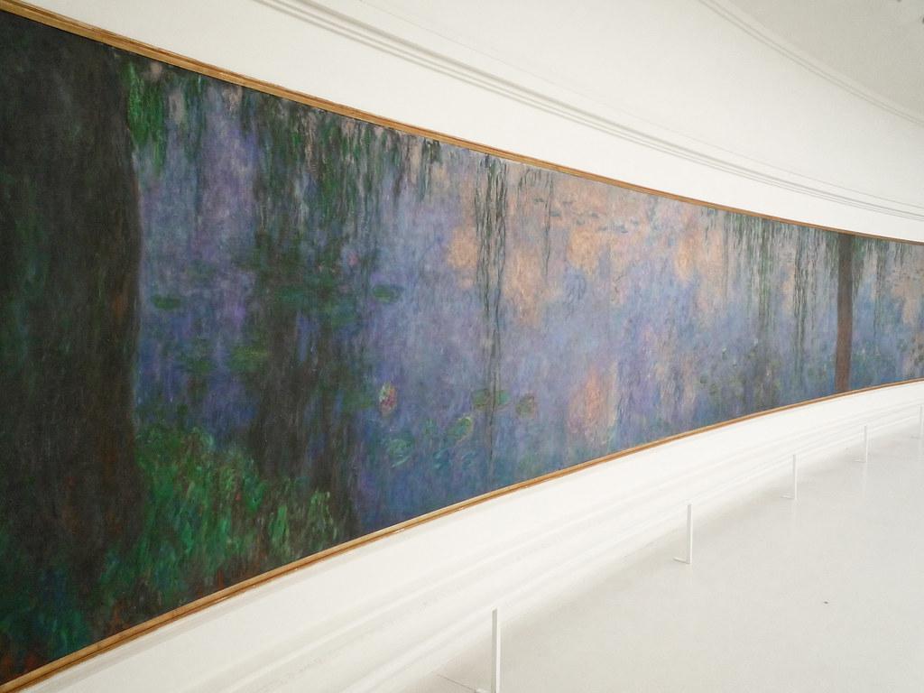 Claude Monet Quot Les Nymph 233 As Quot Le Matin Aux Saules C
