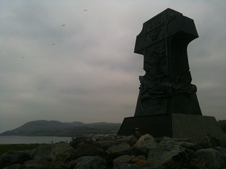 Monument to the Battle Cruiser Varyag | by tookiebunten