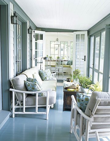 Painted Floors Benjamin Moore Narragansett Green Flickr