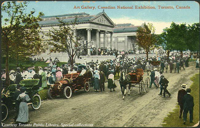 D Printing Exhibition Toronto : Art gallery canadian national exhibition toronto ontari