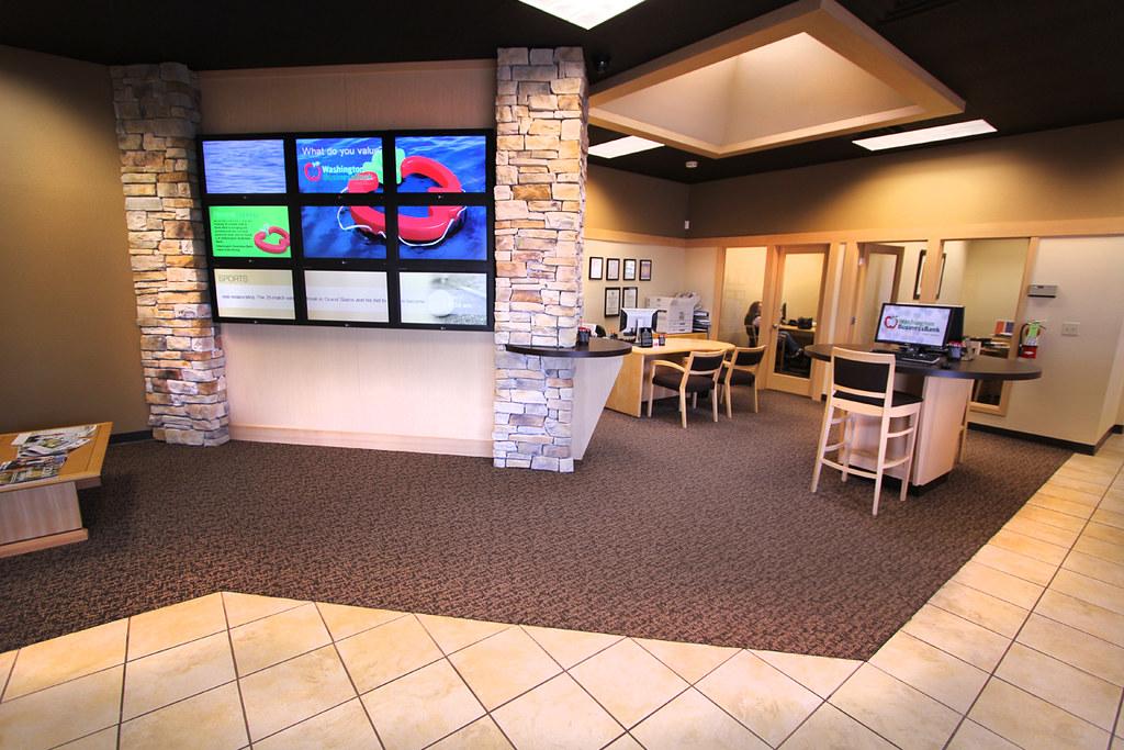 Interior bank upgrade bank decor design bank remodel for Bank designs architecture