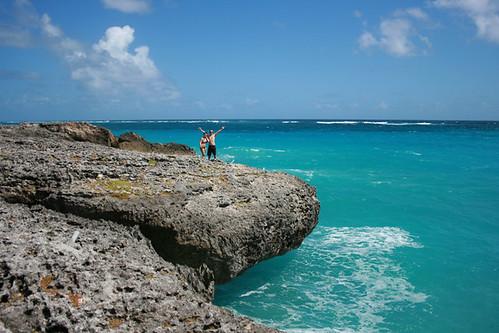 Shark Hole Barbados Shark Hole st Philip