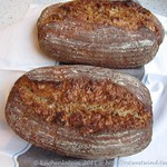 Malted Five-Grain-Bread