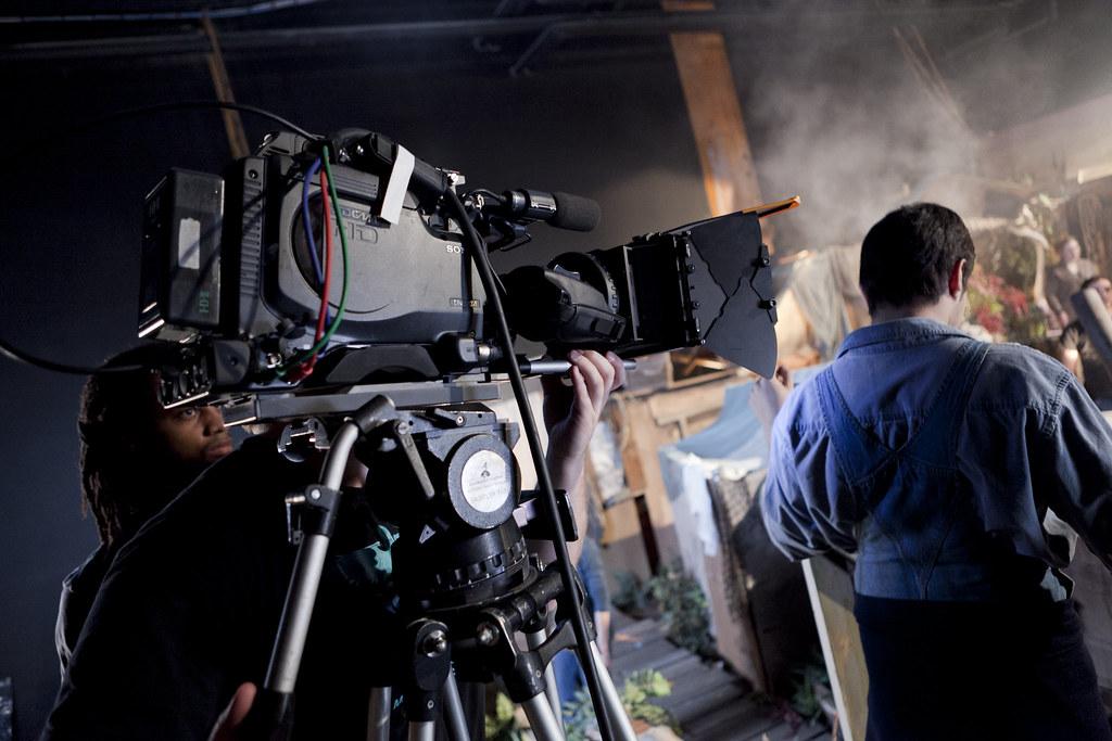 Vfs Film Production Milligan S Stew The Studio