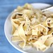 Simple fetuccine/truffle dish