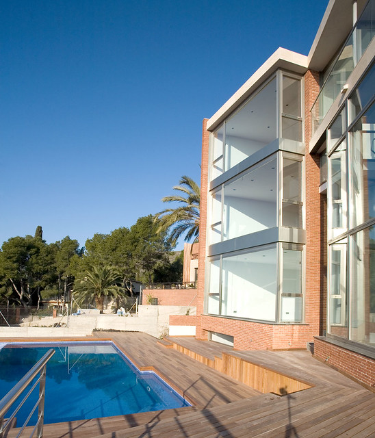 Barcelona Houses: Pool - House For Sale Barcelona - Spain