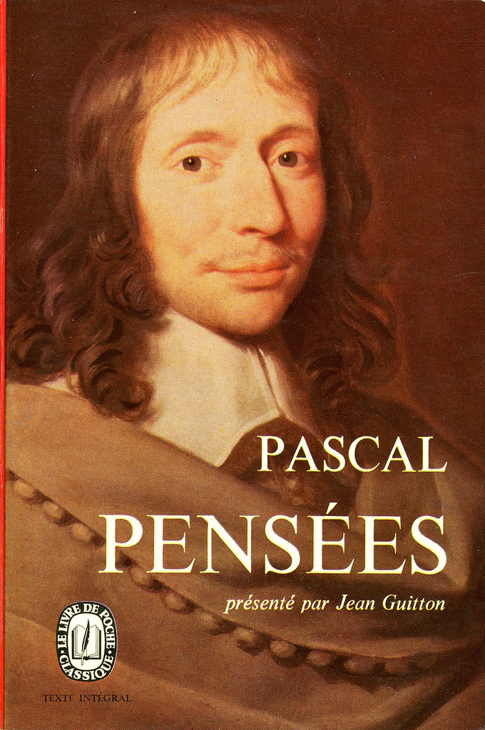 an analysis of the solutions that blaise pascal offered to society Which gave solutions to the cubic and quartic equations and probability in 1654 with blaise pascal be elected as a fellow of the statistical society.