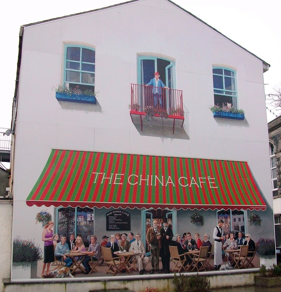 New China Cafe Lacey