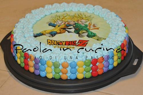 torta dragon ball z | Flickr - Photo Sharing!