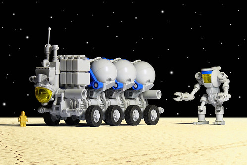 NCS Helium-3 Transport Rover | by Robiwan_Kenobi