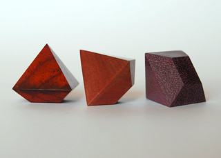 Wooden gems! | by Lucie Veilleux aka 3dots