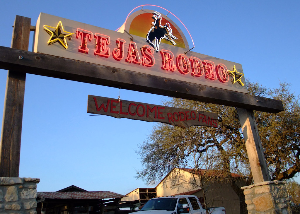 Tejas Rodeo Bulverde Texas Vitamin G Flickr