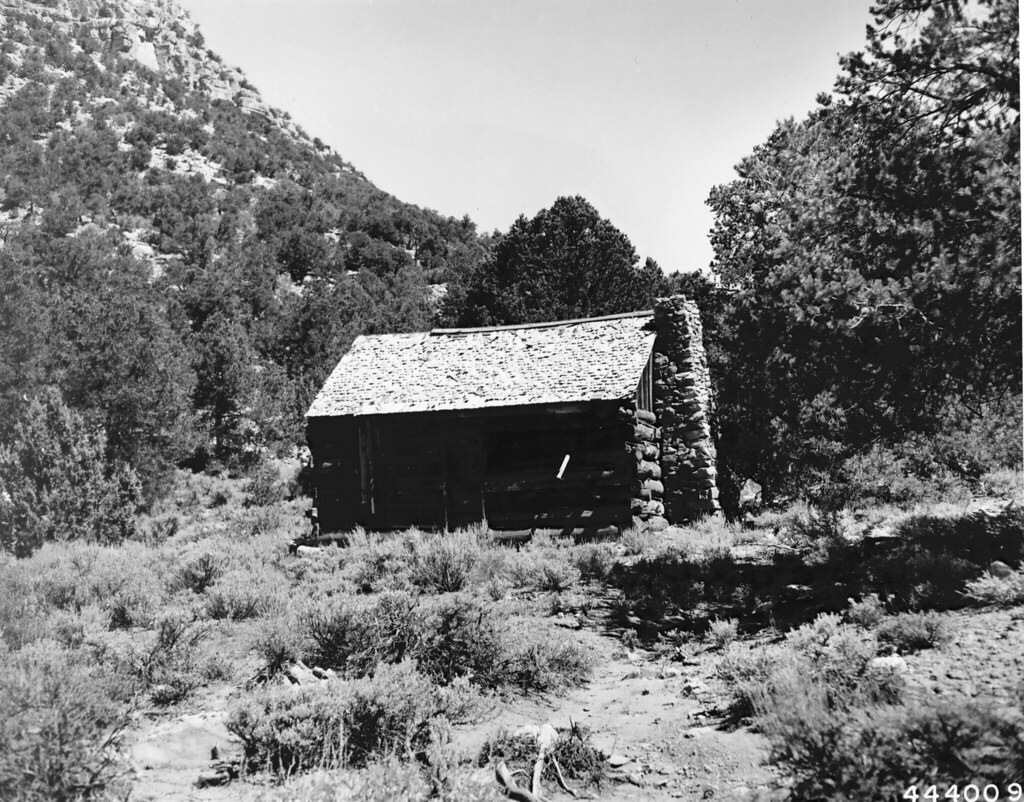 Old cabin in nail canyon north kaibab district for National forest service cabins