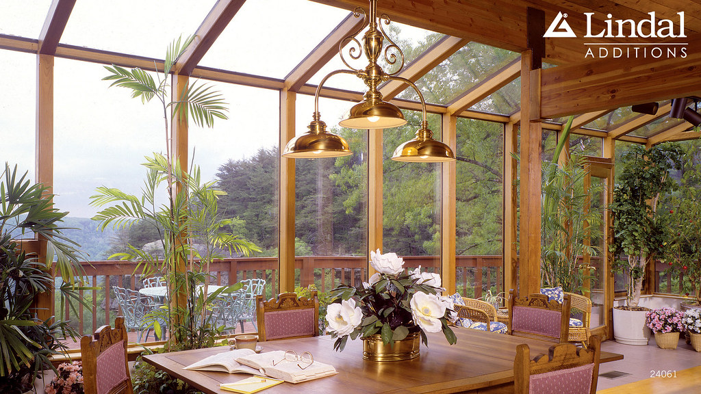 Sunrooms room additions flickr photo sharing for Cedar sunroom