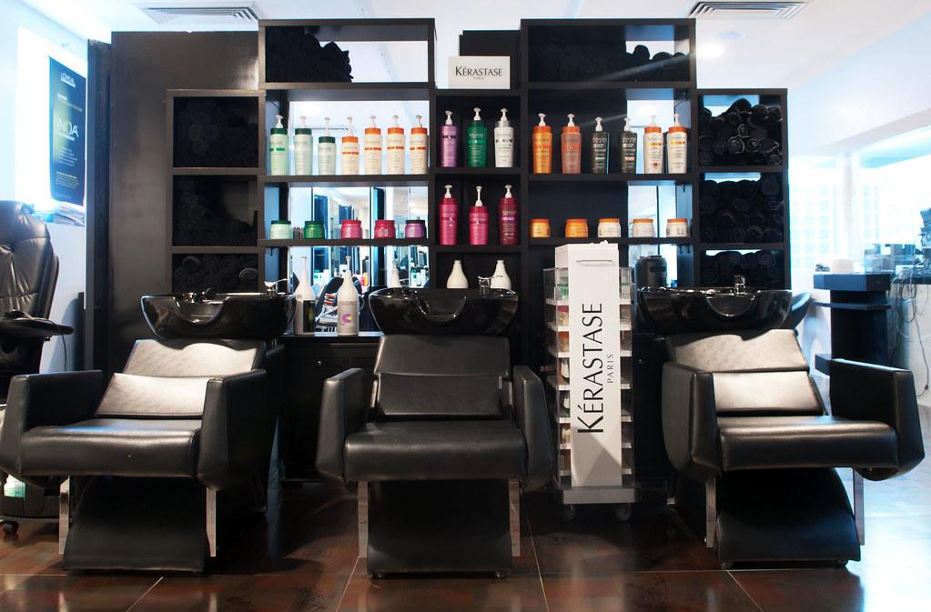 Kerastase loreal paris at euphora salon medi spa flickr for Salon kerastase paris
