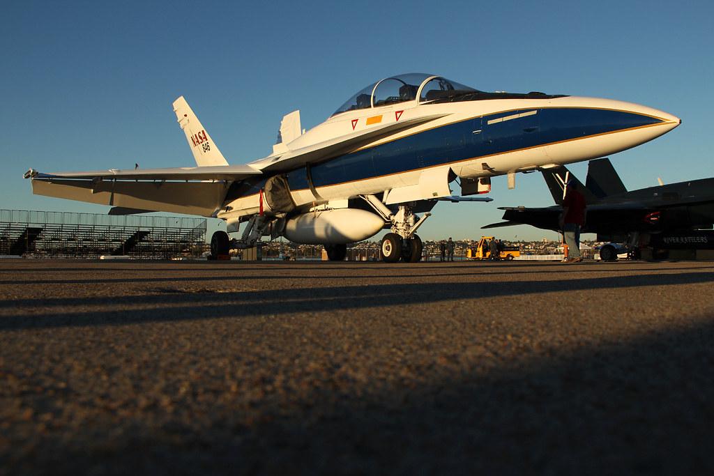 nasa f 18 pilot - photo #19