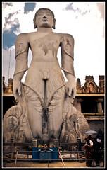 Bahubali at Shravanbelgola