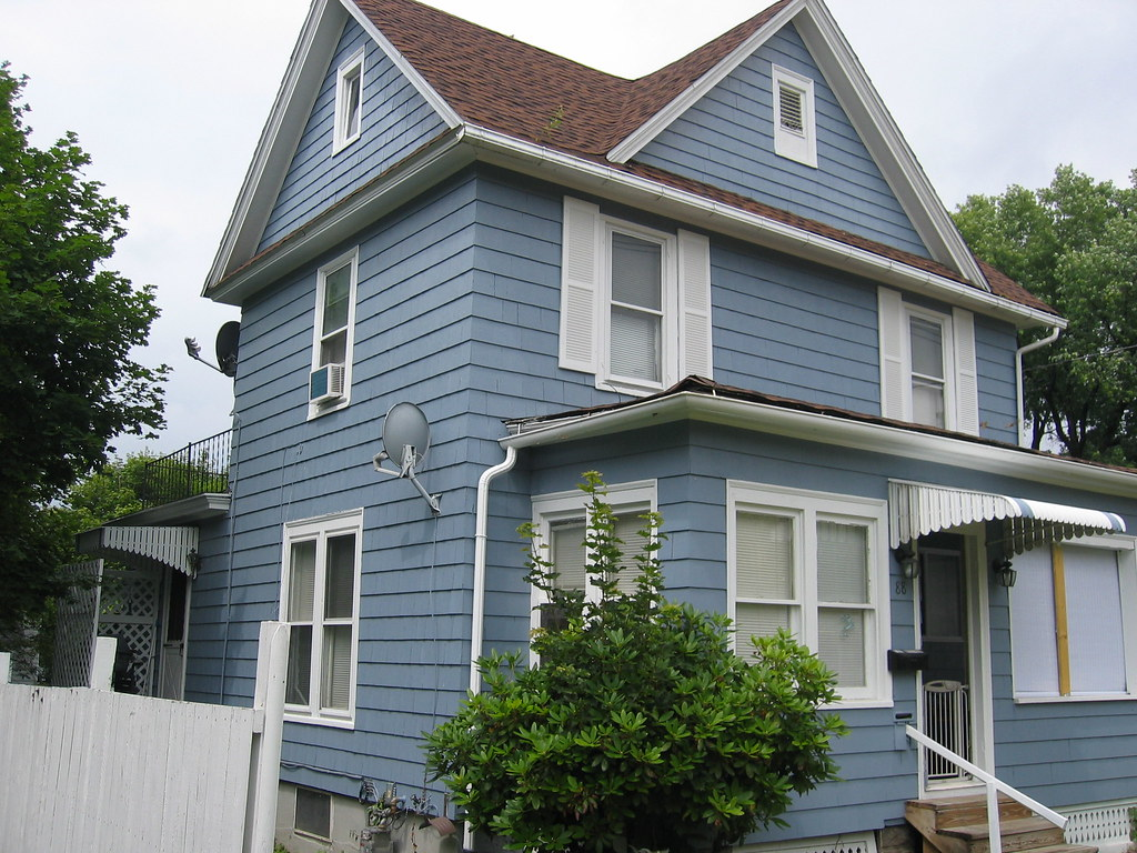 Exterior After Sherwin Williams Duration Exterior Paint Kevin Davidson Flickr