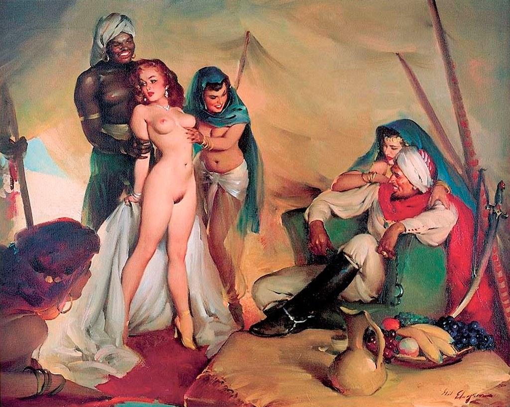 Harem Slave Porn - Harem slave erotic video adult clips