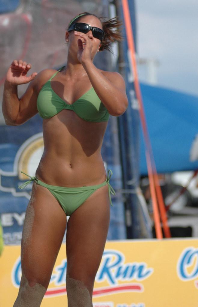 beachvolleyball slip
